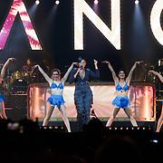 NLD/Amsterdam/20181117 - Let's Dance 2018, Edsilia Rombley