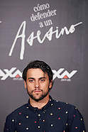 062116 'How to Get Away with Murder' Madrid photocall