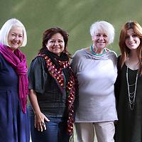 DE LUCA, Christine, AL-HAYAT, Maya Abu, LOCHHEAD, Liz & SHAIB, Zuhair Abu Shaib