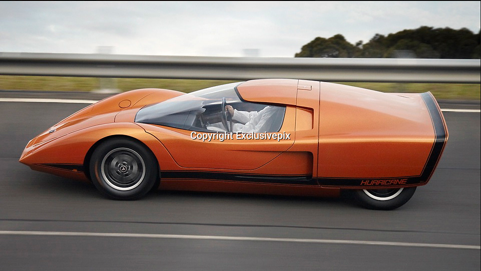The 'car of the future' (from 1969) is back on the road: armed with CCTV, hydraulic roof...&nbsp; and a magnetic 'GPS' system<br /> <br /> 'Concept cars' are unveiled by car makers to show off new technologies. Sometimes they evolve into production vehicles, sometimes they don't - but very occasionally, they offer a vision of the future. <br /> Holden's Hurricane - unveiled 42 years ago in Melbourne - was packed with decades-worth of technologies that have become standard in cars. The Hurricane not only had digital displays, it also had a primitive magnetic GPS system, a rear-view CCTV camera, and a hydraulic entry system that would have made the Dukes of Hazzard jealous - the entire roof lifted off on hydraulic plates.<br /> Now the concept car has been brought back to life at a motor show in Melbourne.<br /> Other 'extras' that would then have smacked of science fiction included a 'Comfortron' air-conditioning system, and a radio with auto-seek, rather than a tuning knob.<br /> Even the engine was futuristic - a 4.2-litre Holden V8, turning out 259hp. <br /> 'At Holden we have always prided ourselves on our ability to look into the future through our concept cars,' said Michael Simcoe, executive director of General Motors International Operations.<br /> 'It's amazing to think that the features we take for granted today were born out of creative minds over 40 years ago.'<br /> The 'Pathfinder' GPS system was perhaps the most out-there idea - showing a glowing arrow that told drivers which way to turn, and a buzzer that warned of an upcoming junction.<br /> &copy;Exclusivepix