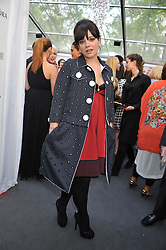LILY ALLEN at the Glamour Women of the Year Awards 2012 in association with Pandora held in Berkeley Square Gardens, London W1 on 29th May 2012.
