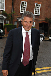 DAVID DEIN at the annual Sir David & Lady Carina Frost Summer Party in Carlyle Square, London SW3 on 5th July 2007.<br />