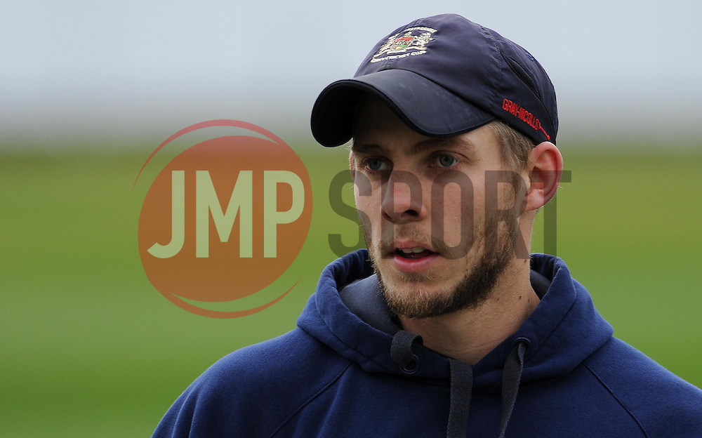 Gloucestershire's Chris Dent - Photo mandatory by-line: Harry Trump/JMP - Mobile: 07966 386802 - 30/03/15 - SPORT - CRICKET - Pre Season Fixture - T20 - Somerset v Gloucestershire - The County Ground, Somerset, England.