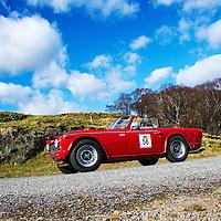 Car 56 David Roberts / Joanna Roberts Triumph TR250