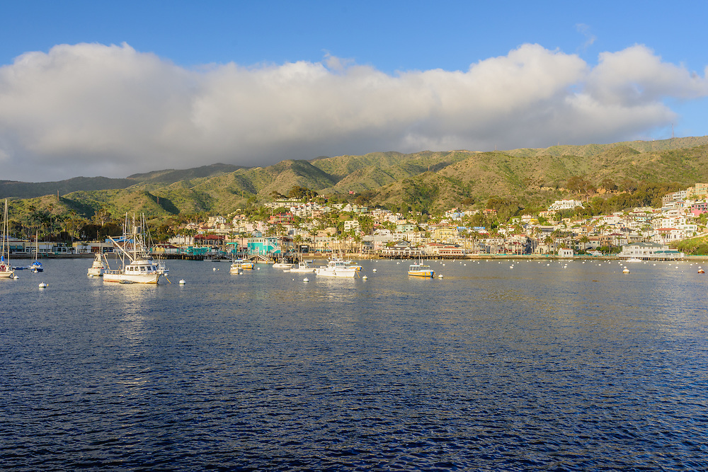 Avalon, Santa Catalina Island, often called Catalina Island, or just Catalina, an island off the coast of the California in the Gulf of Santa Catalina. California, part of the Channel Islands