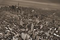 Aerial View, City of Toronto