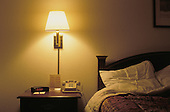 Motel and hotel rooms