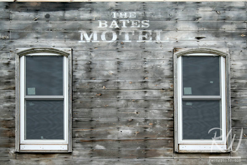 The Bates Motel, Ossian, Iowa