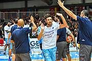 Marco Antonio Re<br /> Banco di Sardegna Dinamo Sassari - Sidigas Scandone Avellino<br /> 1° Torneo AirItaly - Finale<br /> Olbia Geovillage, 02/09/2018<br /> Foto L.Canu / Ciamillo-Castoria