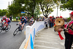 Mieke Kröger (GER) at Tour of Chongming Island 2018 - Stage 1, a 111.5km road race on Chongming Island on April 26, 2018. Photo by Sean Robinson/Velofocus.com