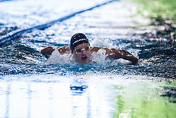Crt PERME MODRIJANCIC of Slovenia during 400m Medely at  Absolutno prvenstvo Slovenije in MM Kranj 2019 on June 14, 2019 in Kranj, Slovenia. Photo by Peter Podobnik / Sportida