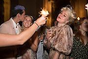 BELLA HOWARD, Bella Howard 30th birthday, Castle Howard, Dress code: Flower Fairies and Prince Charming, 3 September 2016