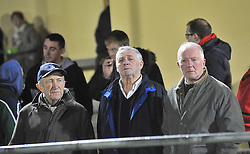 Pictured at the Shrule-Glencorrib Garrymore  South Mayo Junior B final <br /> were Tom Maughan, Marty Walsh and Eamon Ryan.<br /> Pic Conor McKeown
