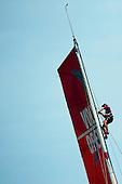 Volvo Ocean Race 2011. Alicante, Spain