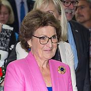 NLD/Utrecht//20170610 - Prinses Margriet slaat eerste Rode Kruis Vijfje , Prinses Margriet