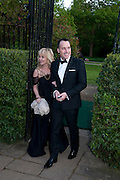 LULU; DAVID FURNISH, The Ormeley dinner in aid of the Ecology Trust and the Aspinall Foundation. Ormeley Lodge. Richmond. London. 29 April 2009