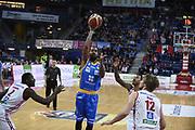 VL Pesaro vs Betaland Capo d'Orlando 11 marzo Foto Ciamillo Maynor Eric