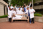 Annual Internal Medicine Residency Photo