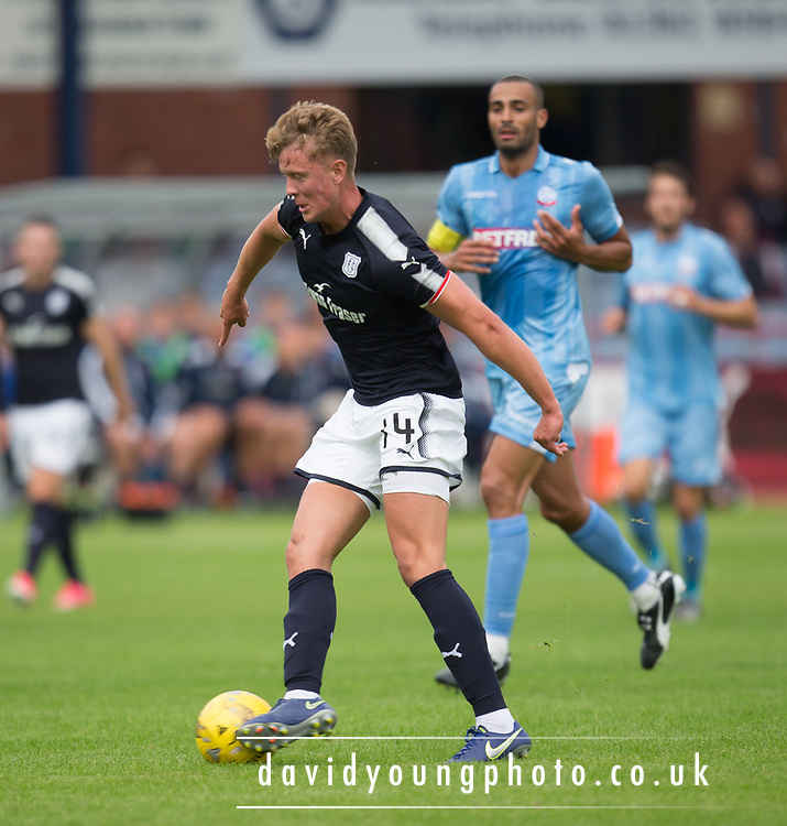 Dundee's Mark O'Hara - Dundee v Bolton Wanderers pre-seson friendly at Dens Park, Dundee, Photo: David Young<br /> <br />  - © David Young - www.davidyoungphoto.co.uk - email: davidyoungphoto@gmail.com
