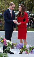 KATE & Prince William Open Botanical Gardens Visitor Centre