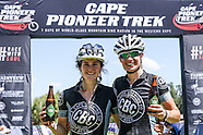 Cape Pioneer Trek 2016 - Stage 4 and 5
