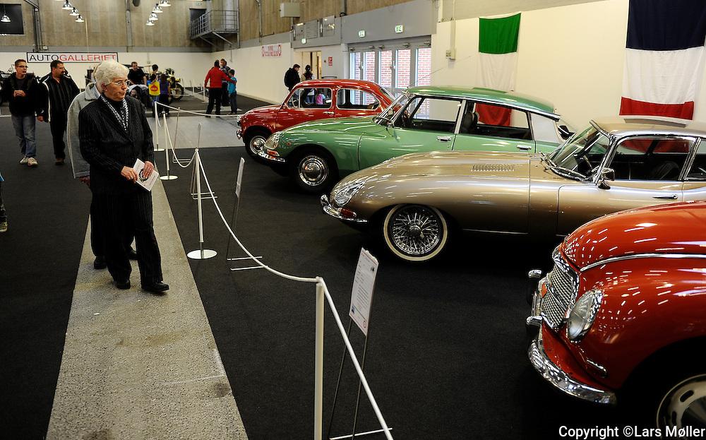 DK Caption:<br /> 20111021, Herning, Danmark:<br /> MCH Messecenter Herning. Biler for alle 2011<br /> Foto: Lars M&oslash;ller<br /> UK Caption:<br /> 20111021, Herning, Denmark:<br /> MCH Messecenter Herning. Biler for alle 2011<br /> Photo: Lars Moeller