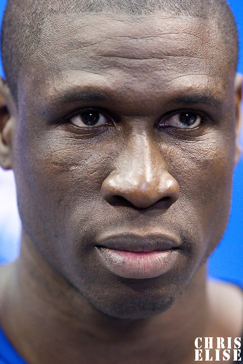 NBA - FINALS NBA 2008/2009 - LOS ANGELES LAKERS V ORLANDO MAGIC - PRACTICE DAY -  ORLANDO (USA) - 13/06/2009 - .MICKAEL PIETRUS (ORLANDO MAGIC)