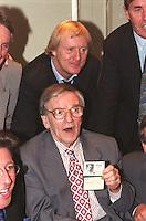 Alan Fluff Freeman, Chris Tarrant