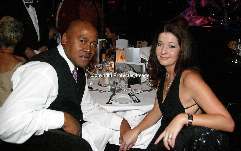19 February 2004, Say When Halberg Sports Awards, Convention Centre, Christchurch, New Zealand.<br />