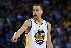 April 10, 2011; Oakland, CA, USA;  Golden State Warriors point guard Stephen Curry (30) before a free throw against the Sacramento Kings during the first quarter at Oracle Arena. Sacramento defeated Golden State 104-103.