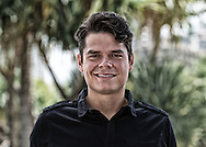MILOS RAONIC(CAN)Portrait,privat,<br /> <br /> TENNIS - Brisbane International -  Queensland Tennis Centre - Brisbane - Queensland - Australia  - 4 February 2016<br /> <br /> &copy; Juergen Hasenkopf