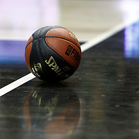 BASKETBALL - FRENCH CHAMPIONSHIP PRO A 2011-2012 - VILLEURBANNE (FRA) - 06/11/2011 - PHOTO : CHRISTOPHE ELISE  - ASVEL LYON VILLEURBANNE v NANCY - BALL ILLUSTRATION PRO A