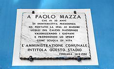 20110412 TARGA PAOLO MAZZA