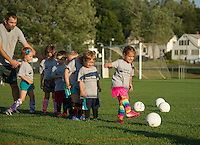 Laconia Youth Soccer at Opechee Park.  Karen Bobotas for the Laconia Daily Sun