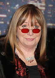Feb. 15, 2015 - New York, New York, U.S. - PENNY MARSHALL attends the arrivals for SNL 40th Anniversary Special held Rockefeller Plaza. (Credit Image: © Nancy Kaszerman/ZUMAPRESS.com)