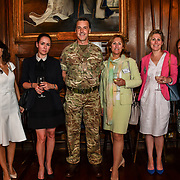 Military Reception at the HAC Armoury House