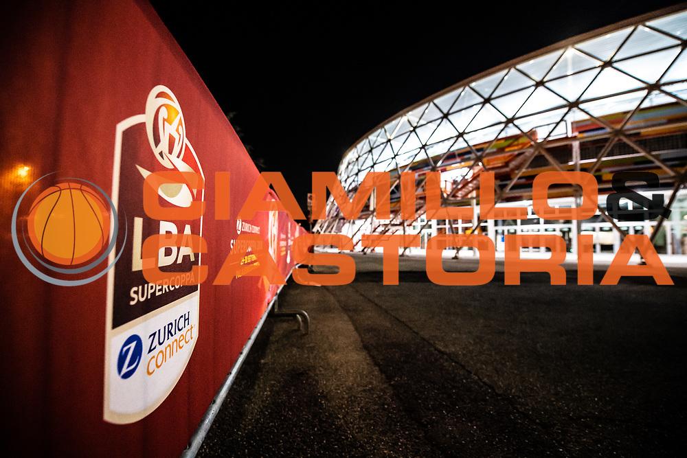 Zurich Supercoppa 2018 Serie A<br /> Brescia 28/09/2018<br /> Foto  Ciamillo-Castoria