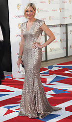 TV presenter Jenni Falconer arriving at the British Academy Television Awards in London, Sunday , 27th May 2012.  Photo by: Stephen Lock / i-Images