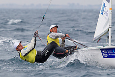 2015  ISAf SWC |470 men | day 4