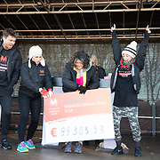NLD/Ouderkerk aan de Amstel/20181118- Metakids Obstacle Race, Diewertje Blok, Carly Wijs, Rick Brandsteder, en Daniel Dekker, Anouk de Mol