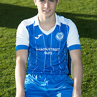 St Johnstone FC Academy U16/17..  Season 2017/18<br />Olly Hamilton<br />Picture by Graeme Hart.<br />Copyright Perthshire Picture Agency<br />Tel: 01738 623350  Mobile: 07990 594431