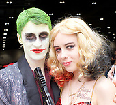 MCM Comic Con 28th May 2017