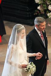 Prince WIlliam & Kate Middleton wedding Wesminster Abbey London April 2011