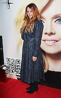 Kierston Wareing, Valeriya in concert, Royal Albert Hall, London UK, 21 October 2014, Photo by Richard Goldschmidt