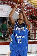 DESCRIZIONE : Porto San Giorgio Torneo Internazionale Basket Femminile Italia Serbia<br /> GIOCATORE : Marte Alexander<br /> SQUADRA : Nazionale Italia Donne<br /> EVENTO : Porto San Giorgio Torneo Internazionale Basket Femminile<br /> GARA : Italia Serbia<br /> DATA : 29/05/2009 <br /> CATEGORIA : tiro<br /> SPORT : Pallacanestro <br /> AUTORE : Agenzia Ciamillo-Castoria/E.Castoria