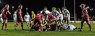 Army Women v U20 England Women at the Army Rugby Stadium, Aldershot, England, on 16th February 2017. Final score 15-38.