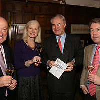 Berry Bros. & Rudd Wine Evening 2014 sponsored by Arbuthnot Lartham