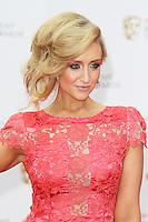 Catherine Tyldesley, Arqiva British Academy Television Awards, Royal Festival Hall London UK, 12 may 2013, (Photo by Richard Goldschmidt)