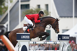 Wathelet Gregory, (BEL), Conrad de Hus<br /> Furusiyya FEI Nations Cup presented by Longines<br /> Longines Jumping International de La Baule 2015<br /> © Hippo Foto - Dirk Caremans<br /> 15/05/15