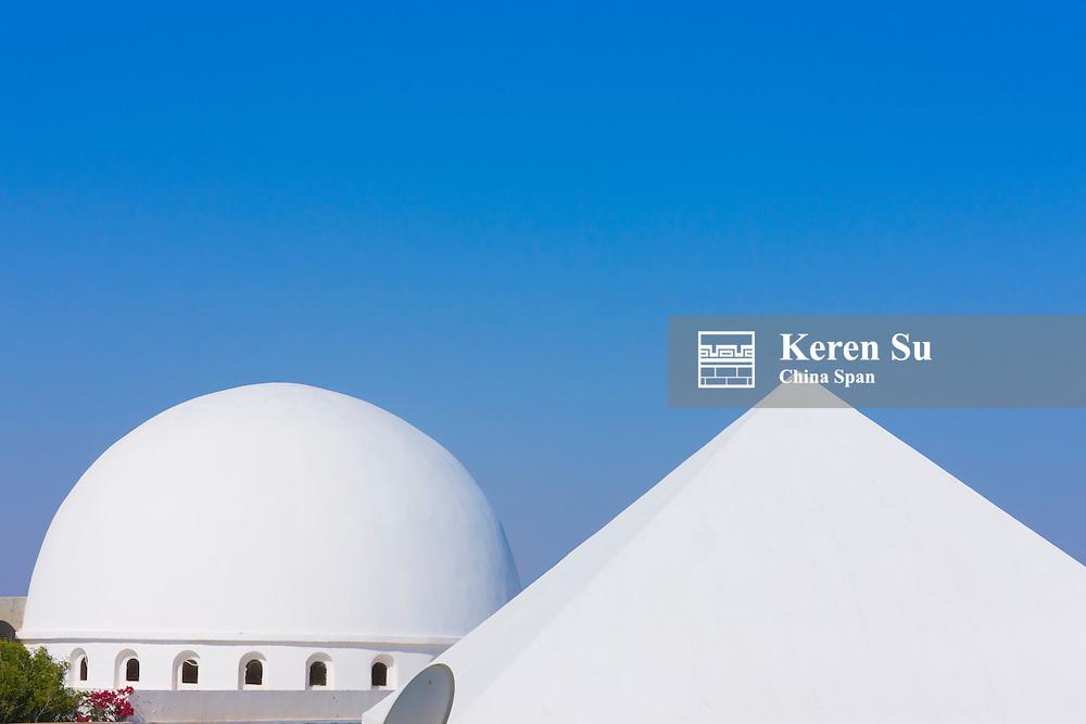 Traditional dome house, Djerba, Tunisia